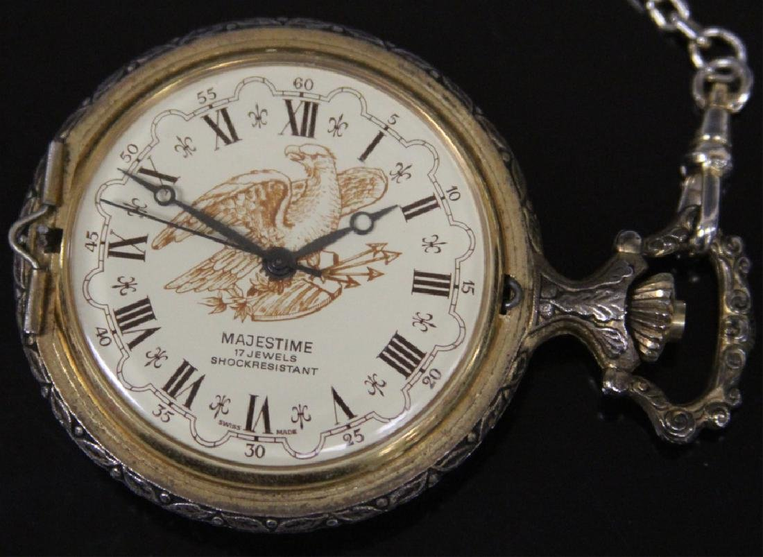 LOT OF (3) VINTAGE POCKET WATCHES - 2