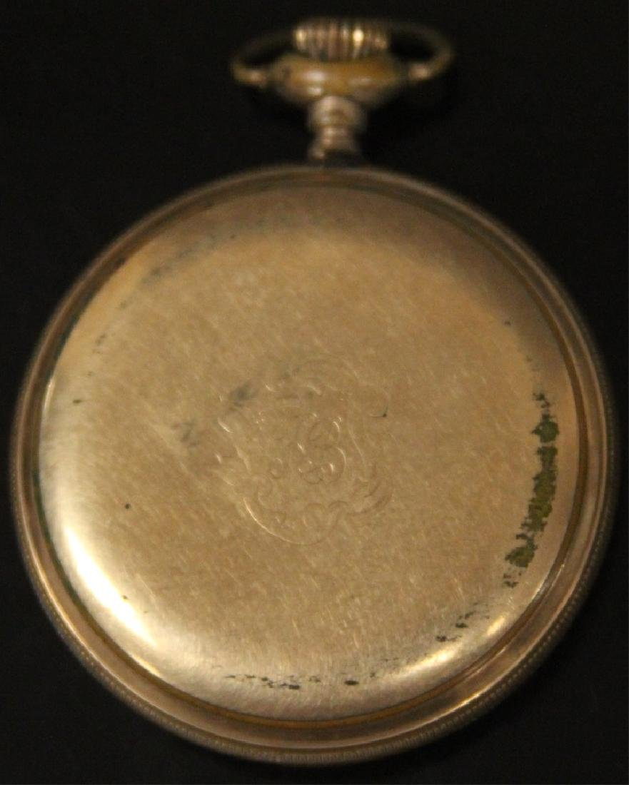 LOT OF (3) VINTAGE POCKET WATCHES - 3