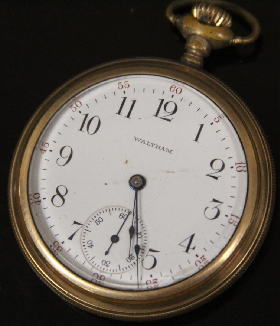 LOT OF (3) VINTAGE POCKET WATCHES - 5