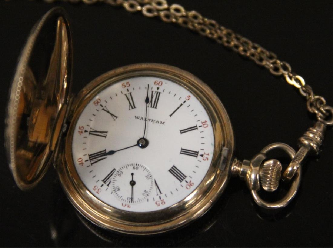 LOT OF (3) VINTAGE POCKET WATCHES - 7