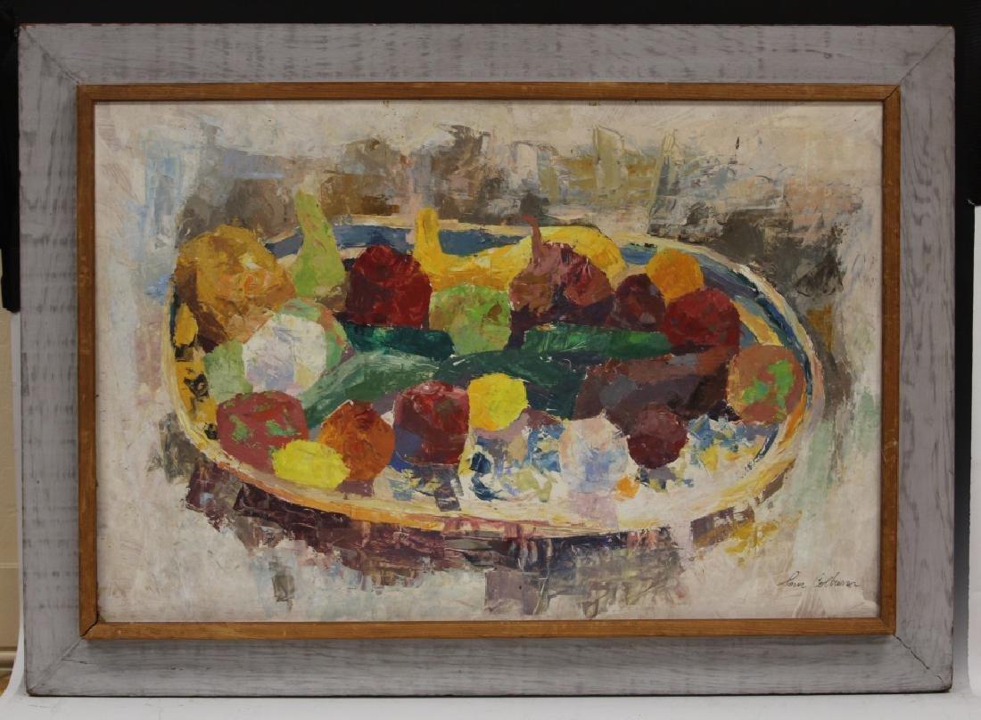 SAM BOLTON COLBURN (1909-1993), STILL LIFE O/B