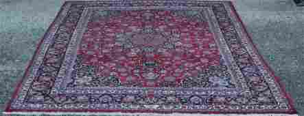 PERSIAN WOOL ROOMSIZE CARPET 116 X 157