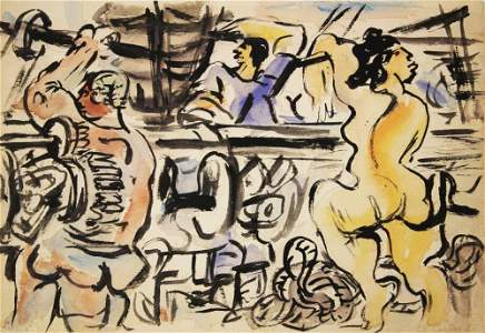CHARLES-EDOUARD JEANNERET(1887-1965), LE CORBUSIER