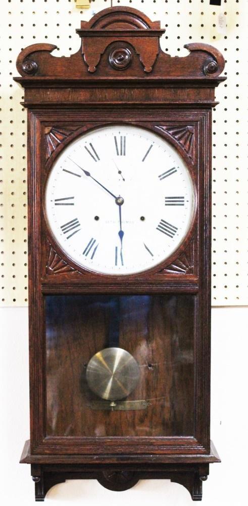 SETH THOMAS TRAY CLOCK