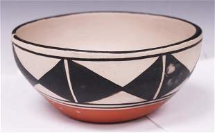 SANTO DOMINGO PAINTED BOWL