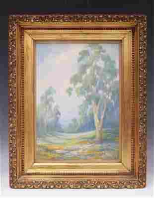ALICE DANIELS BRYANT (1879-1944), WATERCOLOR
