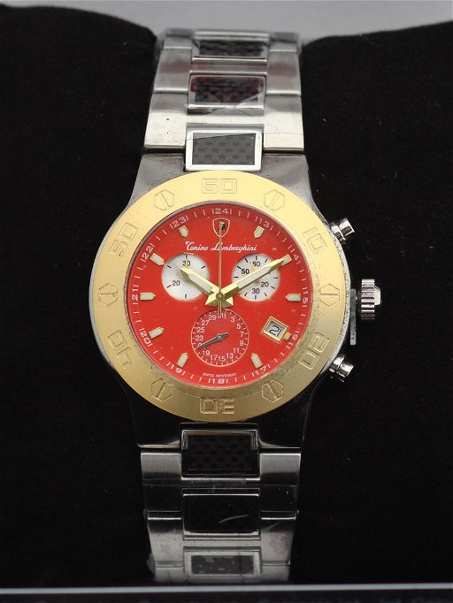Tonino Lamborghini Watch >> 7194 Tonino Lamborghini Watch With Appraisal And Watc