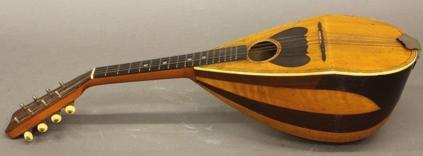 EARLY 20TH CENTURY MEDALLION Washburn Instrument length