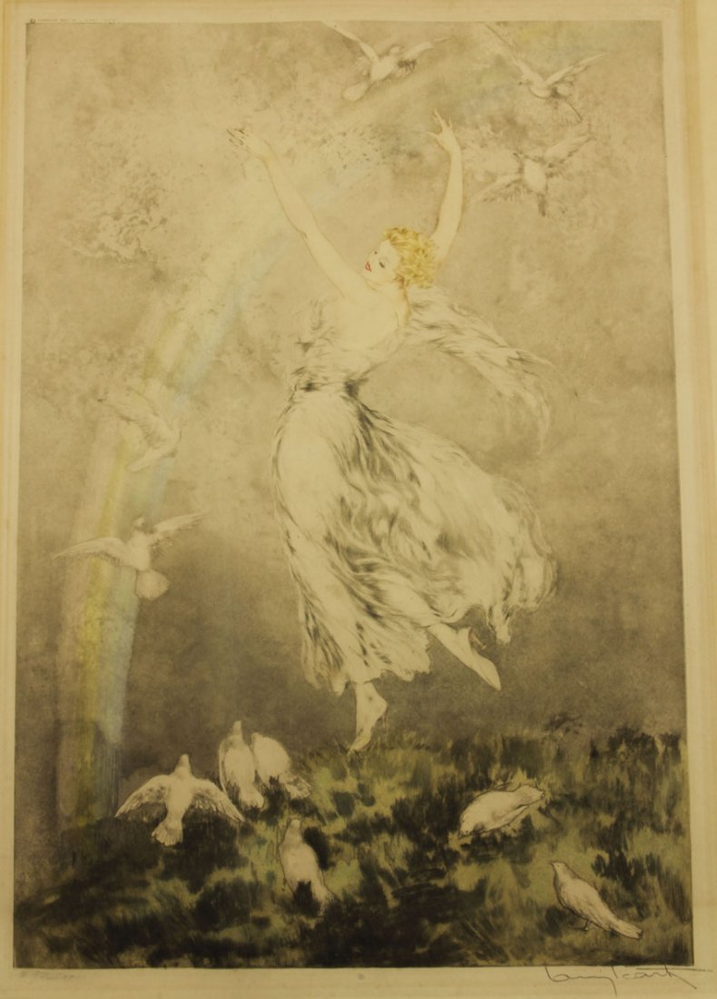 Louis Icart Signed