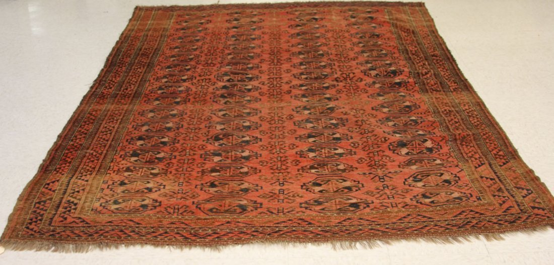 EARLY TRIBAL AREA CARPET