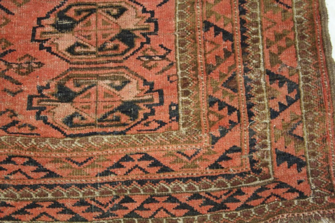 EARLY TRIBAL AREA CARPET - 2