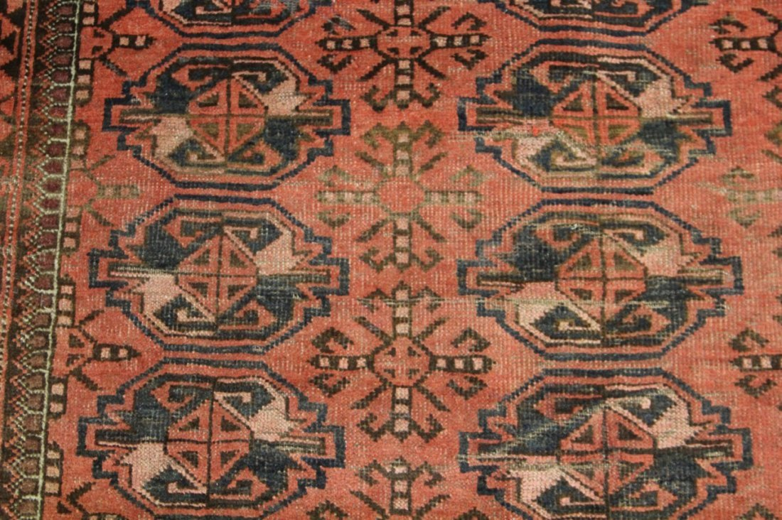 EARLY TRIBAL AREA CARPET - 3