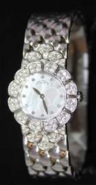 PATEK PHILIPPE 18KT DIAMOND WRISTWATCH