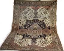 SAROUK PERSIAN CARPET, LATE 19TH CENTURY