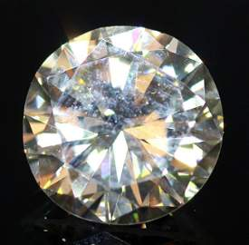 DIAMOND 3.75 CT. SOLITAIRE WITH GIA CERTIFICATE