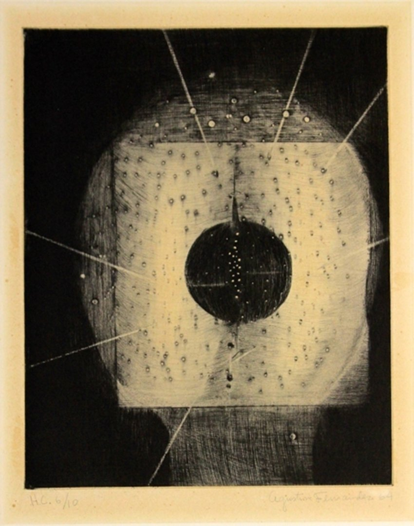 AGUSTIN FERNANDEZ, SET OF (5) LITHOGRAPHS