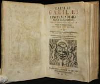 GALILEI GALILEO, 1641