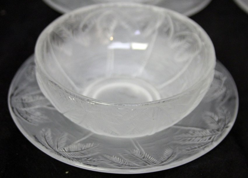 SET OF (12) BOWLS AND SAUCERS - 2
