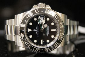 Rolex Gmt-master Ii Men's Watch