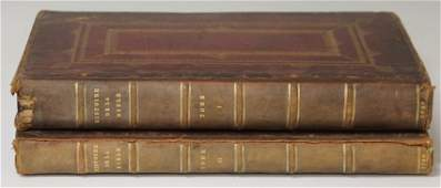 TWOVOLUME HISTORY OF THE BIBLE 18TH CENTURY
