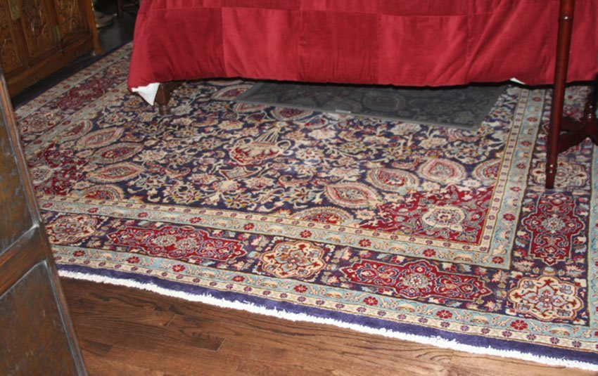 PERSIAN  ROOM SIZE CARPET, IRANIAN