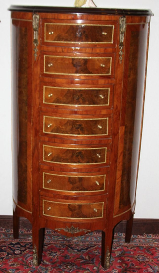 FRENCH STYLE TALL CHEST