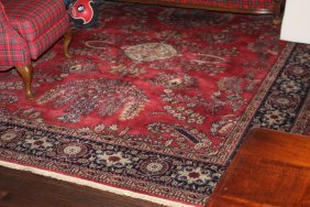 Sarouk Roomsize Persian Carpet