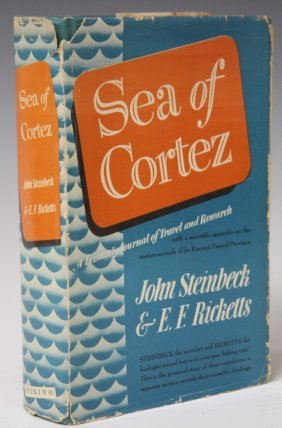 John Steinbeck, Sea Of Cortez, 1943