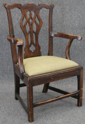 18th Century English Arm Chair