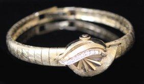 Omega 14kt Lady's Wristwatch
