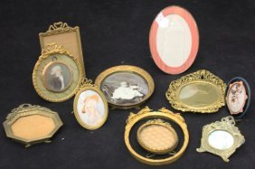Lot Of (11) 20th Century Picture Frames