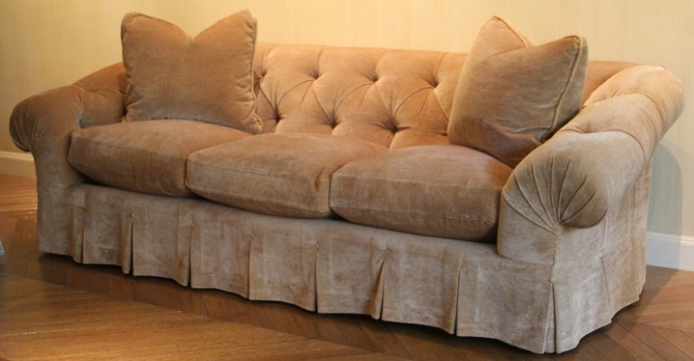 CONTEMPORARY DOWN FEATHER SOFA