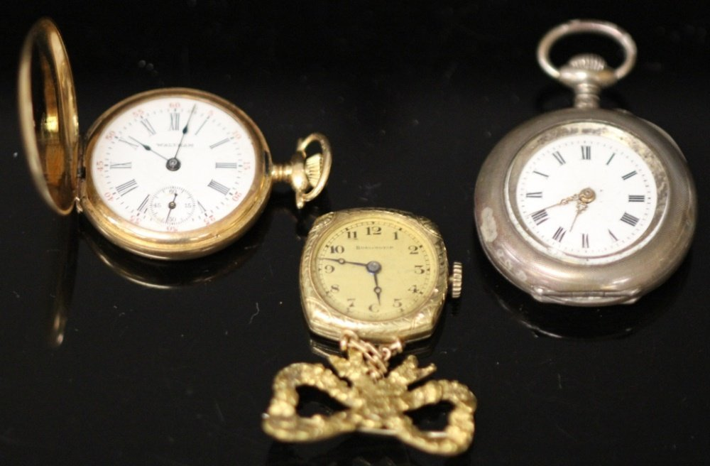 LOT OF (3) VINTAGE LADY'S WATCHES