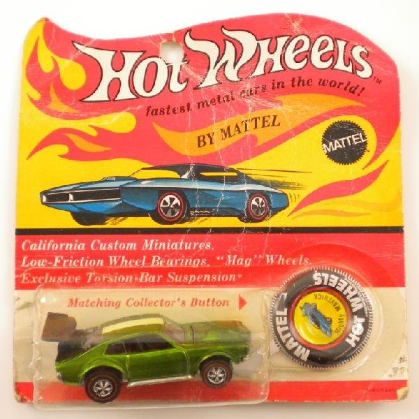 11: Mighty Maverick Hot Wheel Red Line