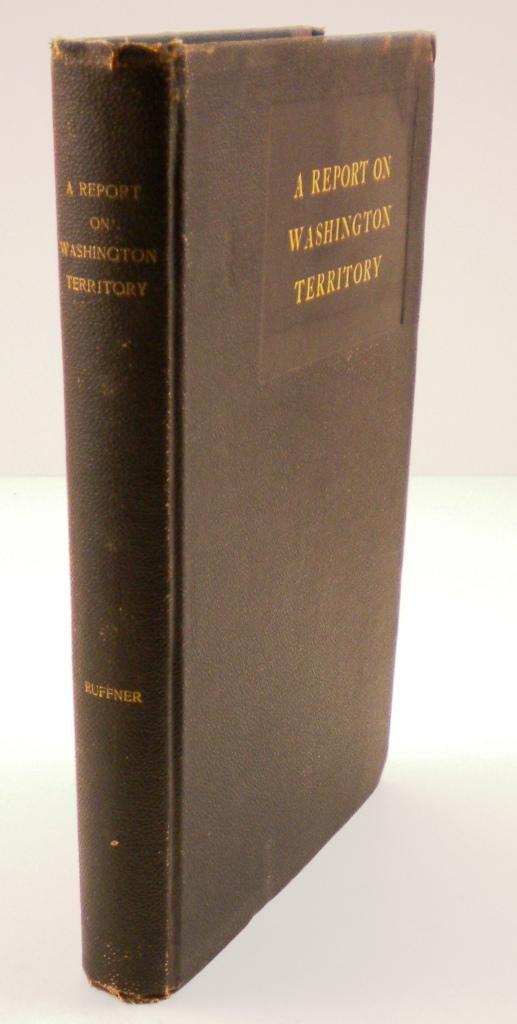 14: A report on Washington Territory, 1889  Book