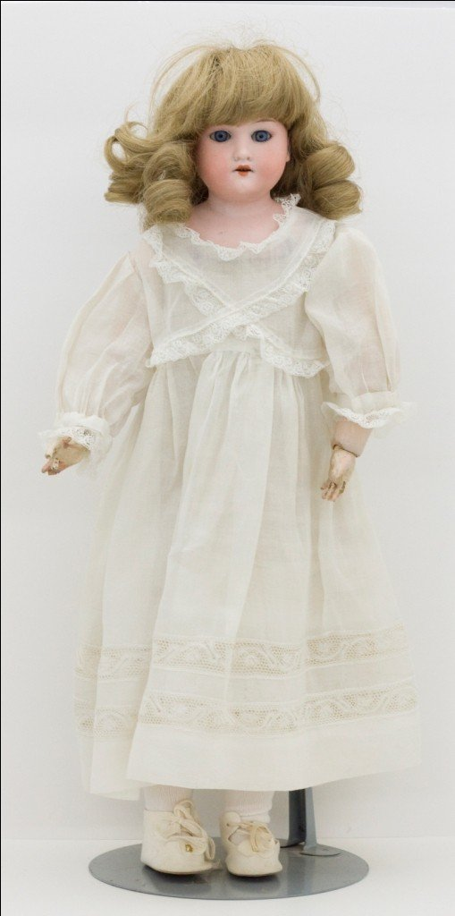 20: Turn-of-the-Century German Doll