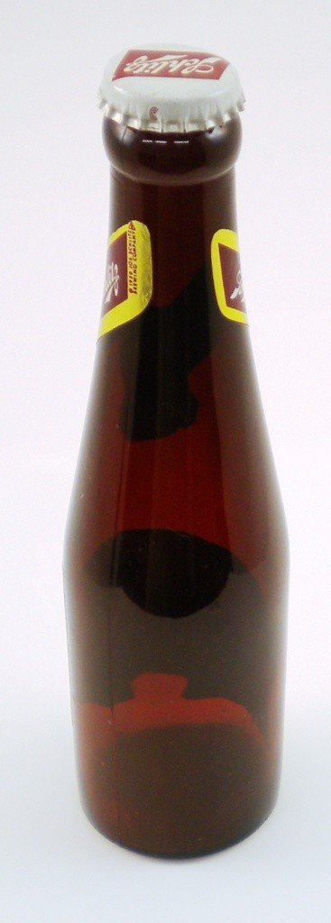 56: Ruby Red Schlitz Beer Bottle - 2