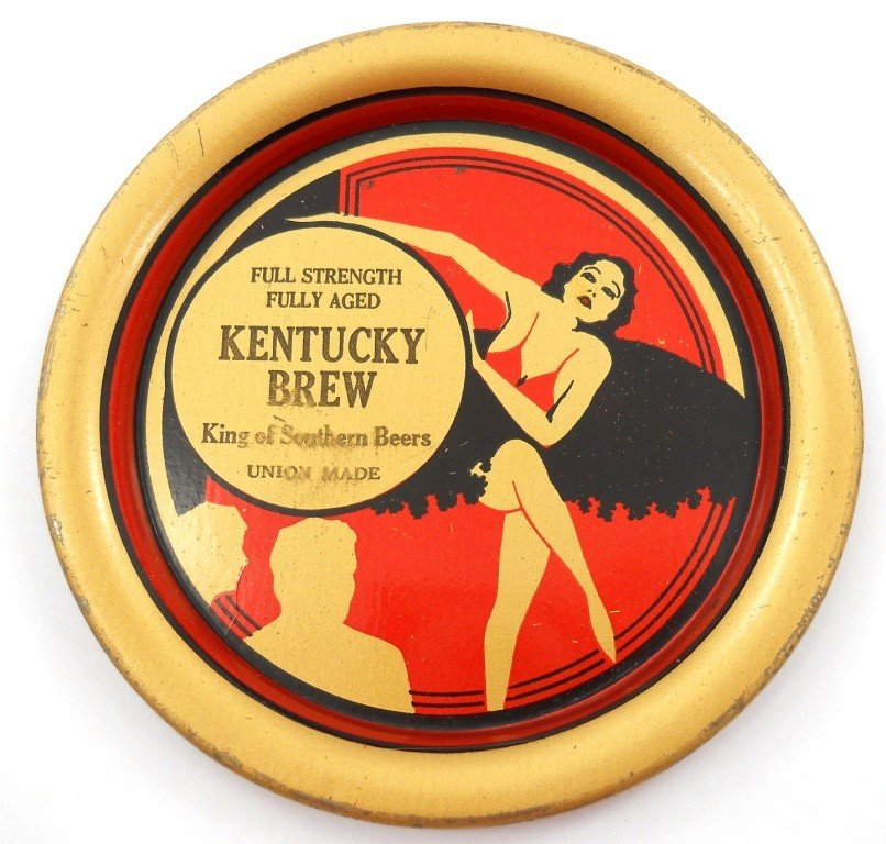 10: Kentucky Brew Tip Tray