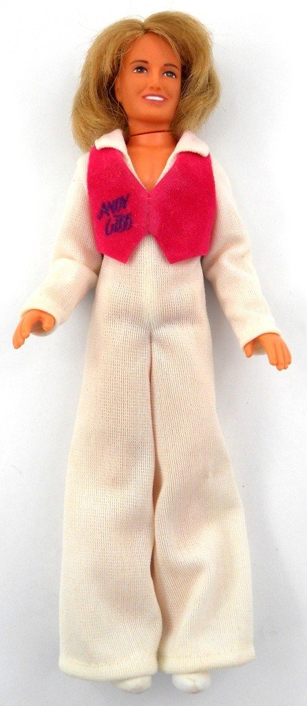 20: Ideal 1979 Andy Gibb Disco Doll
