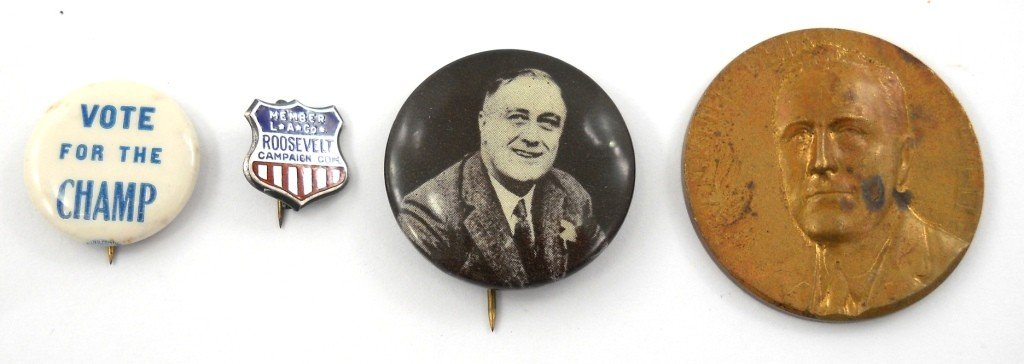22: Four Different FDR Items