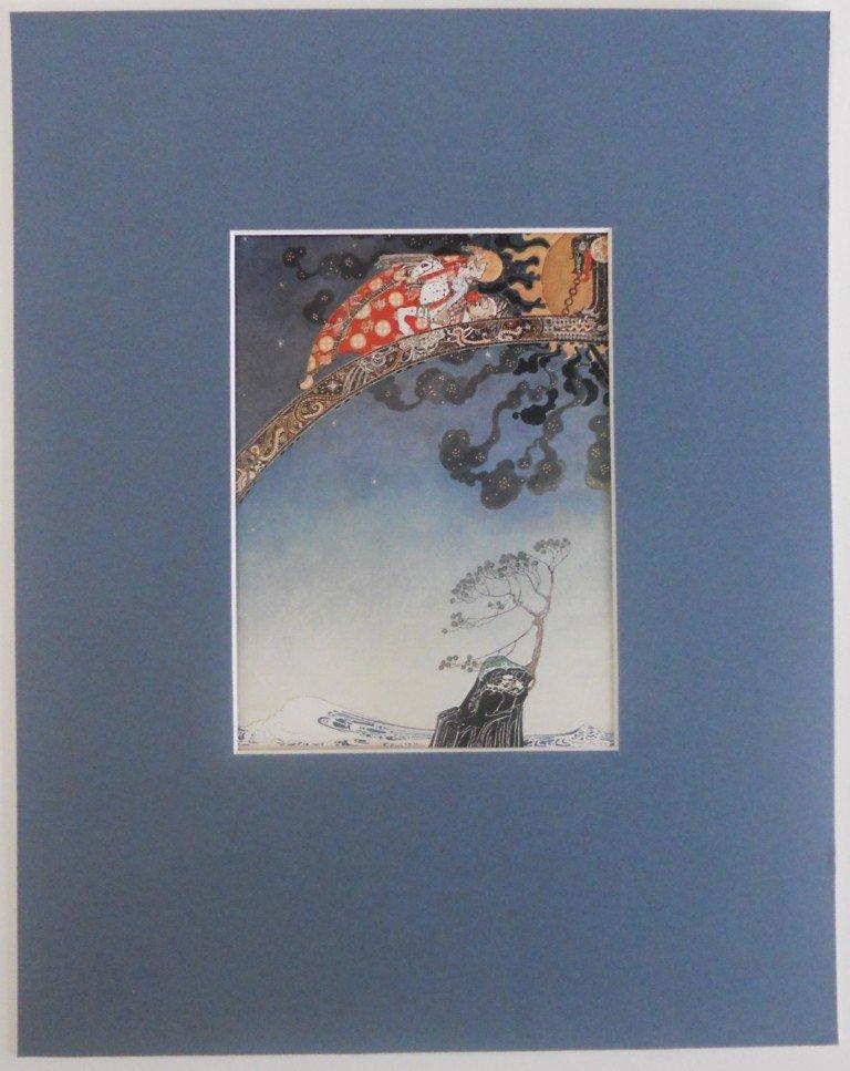 1: Kay Nielsen's illustration Plate - 1920