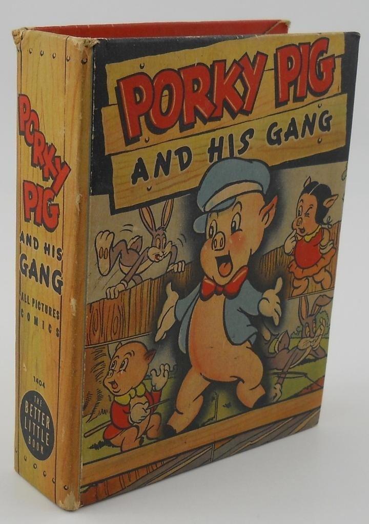 2: Porky Pig Better Little Book