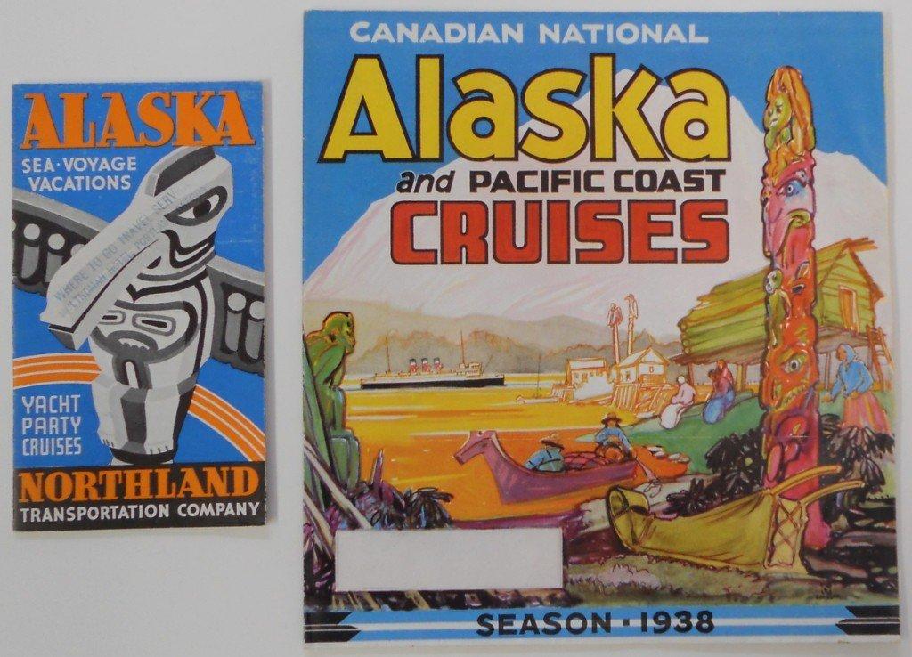 4: Alaska Cruise Brochures