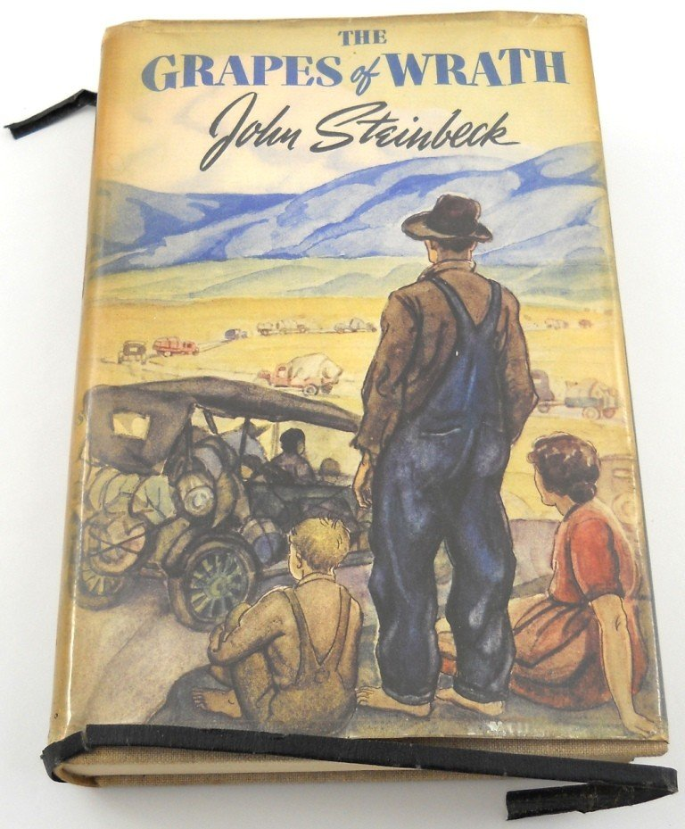 """125: First Edition """"Grapes of Wrath"""""""