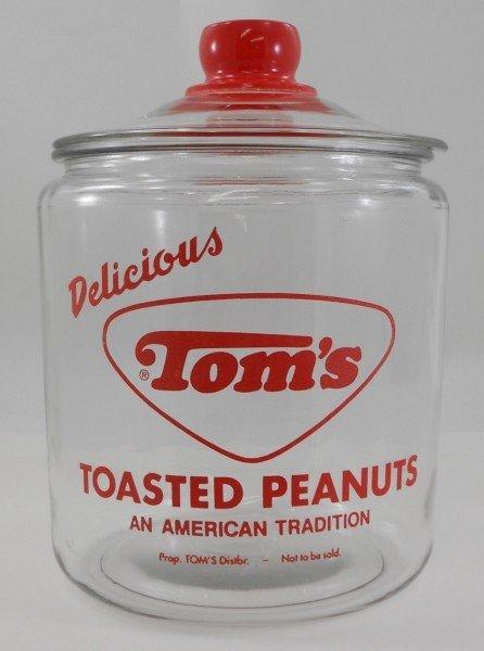 4: Tom's Store Counter Jar