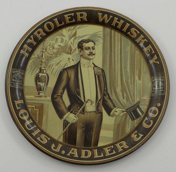 6: Whiskey Tip Tray