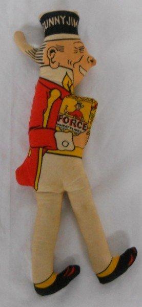 18: Advertising Rag Doll
