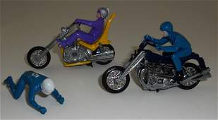 233: Hot Wheels Rumblers - 1970s