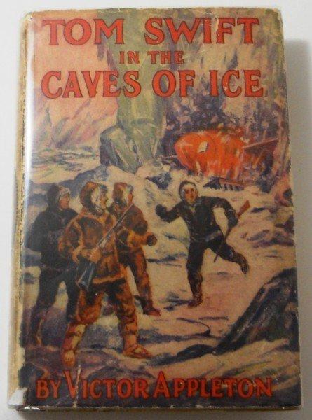 "11: Victor Appleton's illustrated ""Tom Swift In The Cav"