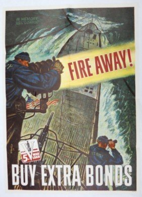 23: WWII Official War Poster
